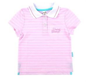 Блузка поло для девочки