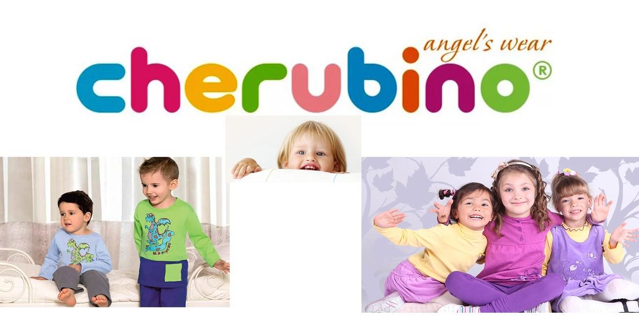 Черубино детский трикотаж#