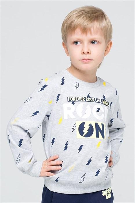 джемпер для мальчика - фото 452577