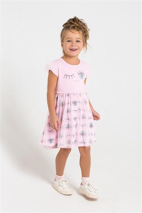 платье для девочки - фото 624881