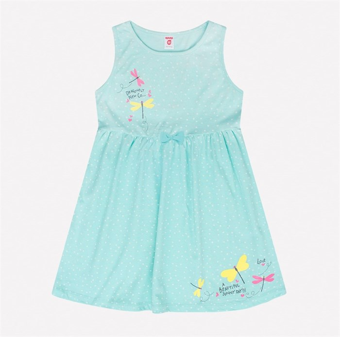 платье для девочки - фото 693901