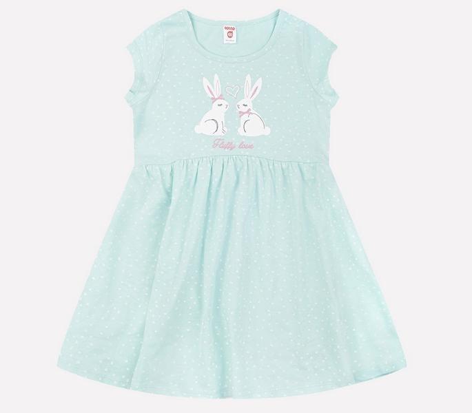 платье для девочки - фото 693903