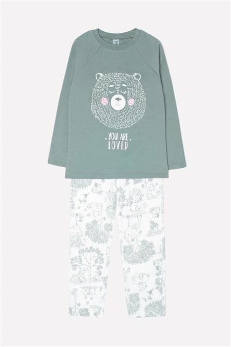 Пижама - фото 694565