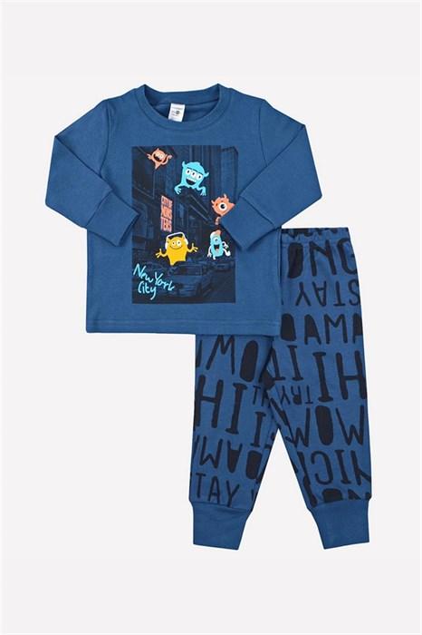 пижама детская - фото 694569