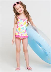 купальник для девочки