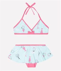 купальный костюм для девочки
