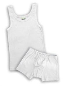 Комплект бельевой для мальчика(майка и трусы-боксеры)