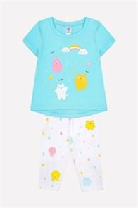 пижама для дев